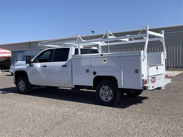 2021 Chevrolet Silverado 2500 Crew Cab 4x2, Scelzi Service Body #MF176085 - photo 1