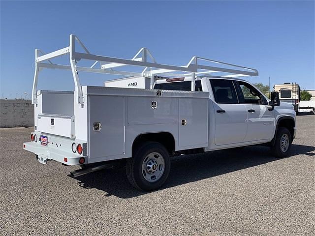 2021 Chevrolet Silverado 2500 Crew Cab 4x2, Scelzi Signature Service Body #MF176085 - photo 7