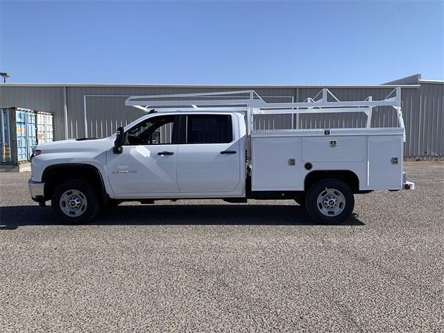 2021 Chevrolet Silverado 2500 Crew Cab 4x2, Scelzi Signature Service Body #MF176085 - photo 8