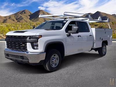 2021 Chevrolet Silverado 2500 Crew Cab 4x2, Scelzi Signature Service Body #MF176085 - photo 1