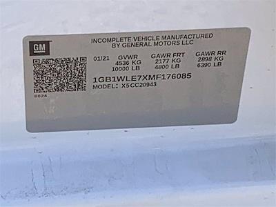 2021 Chevrolet Silverado 2500 Crew Cab 4x2, Scelzi Signature Service Body #MF176085 - photo 28
