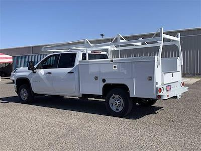 2021 Chevrolet Silverado 2500 Crew Cab 4x2, Scelzi Signature Service Body #MF176085 - photo 2