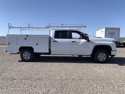 2021 Chevrolet Silverado 2500 Crew Cab 4x2, Scelzi Signature Service Body #MF176085 - photo 9