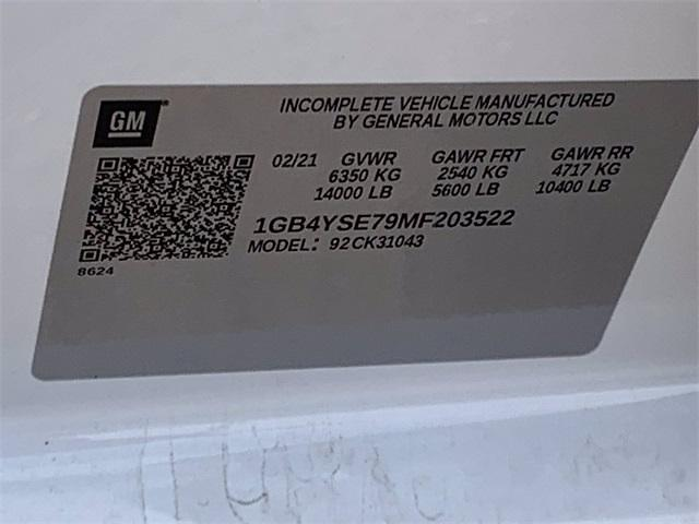 2021 Chevrolet Silverado 3500 Crew Cab 4x4, Knapheide PGNB Gooseneck Platform Body #MF203522 - photo 26