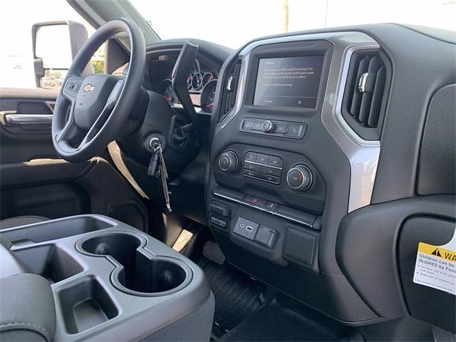2021 Chevrolet Silverado 3500 Regular Cab 4x4, Knapheide Contractor Body #MF212022 - photo 14