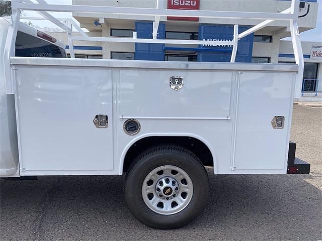 2021 Chevrolet Silverado 3500 Crew Cab 4x2, Harbor TradeMaster Service Body #MF220601 - photo 12