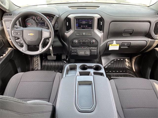 2021 Chevrolet Silverado 3500 Crew Cab 4x2, Harbor TradeMaster Service Body #MF220601 - photo 23