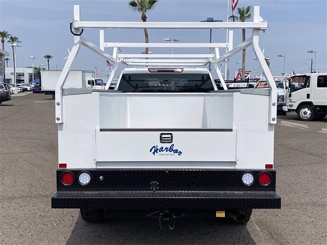 2021 Chevrolet Silverado 3500 Crew Cab 4x2, Harbor TradeMaster Service Body #MF220601 - photo 5