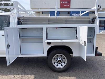 2021 Chevrolet Silverado 3500 Crew Cab 4x2, Harbor TradeMaster Service Body #MF220601 - photo 13