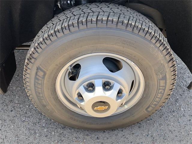 2021 Chevrolet Silverado 3500 Regular Cab 4x4, Knapheide Contractor Body #MF223656 - photo 10