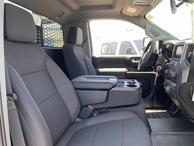 2021 Chevrolet Silverado 3500 Regular Cab 4x4, Knapheide Contractor Body #MF223656 - photo 12