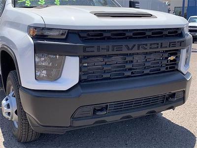 2021 Chevrolet Silverado 3500 Regular Cab 4x4, Knapheide Contractor Body #MF223656 - photo 6
