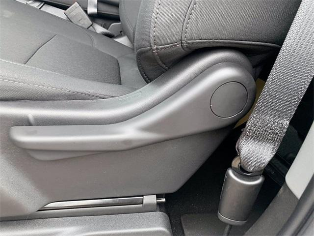 2021 Chevrolet Silverado 3500 Regular Cab 4x4, Harbor Standard Contractor Body #MF245834 - photo 17