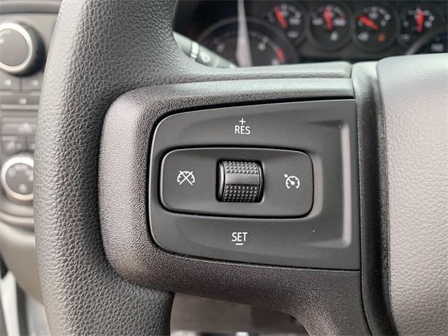 2021 Chevrolet Silverado 3500 Regular Cab 4x4, Harbor Standard Contractor Body #MF245834 - photo 18