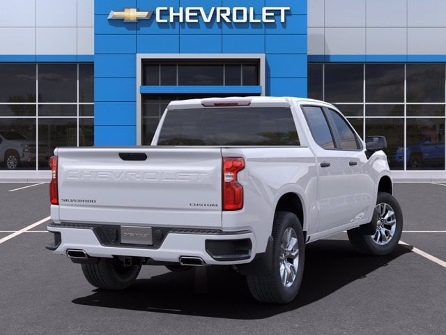 2021 Chevrolet Silverado 1500 Crew Cab 4x2, Pickup #MG125406 - photo 2