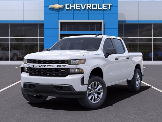 2021 Chevrolet Silverado 1500 Crew Cab 4x2, Pickup #MG125406 - photo 6