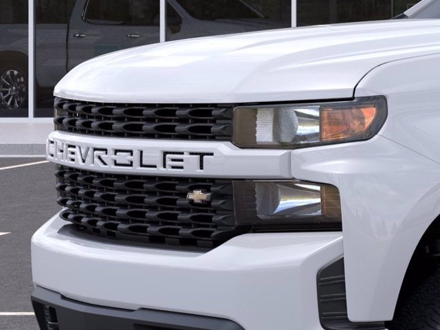 2021 Chevrolet Silverado 1500 Crew Cab 4x2, Pickup #MG125406 - photo 11