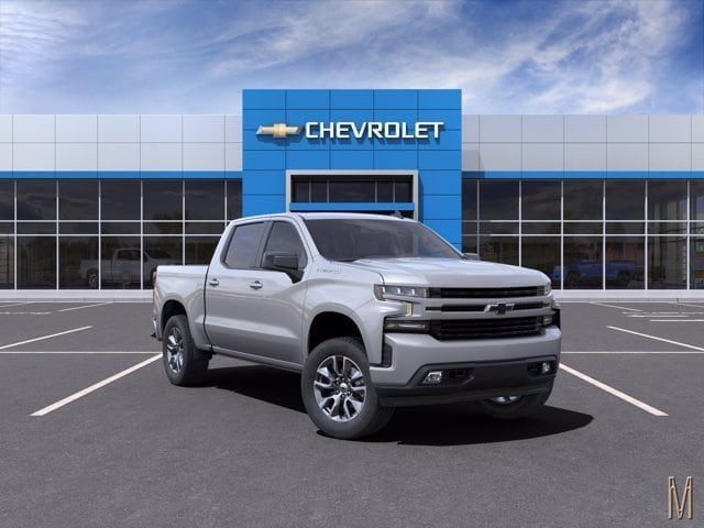 2021 Chevrolet Silverado 1500 Crew Cab 4x2, Pickup #MG136900 - photo 1