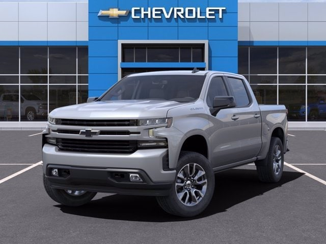 2021 Chevrolet Silverado 1500 Crew Cab 4x2, Pickup #MG136900 - photo 6