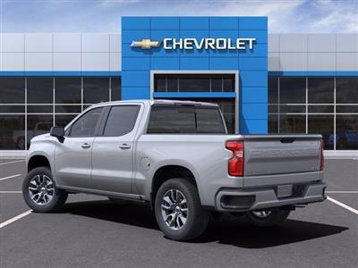 2021 Chevrolet Silverado 1500 Crew Cab 4x2, Pickup #MG136900 - photo 4