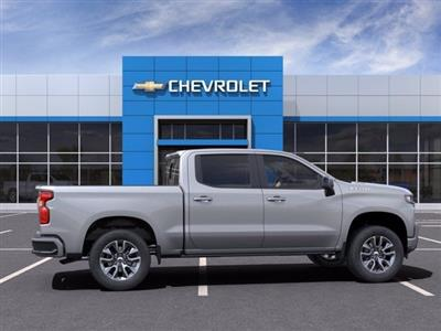 2021 Chevrolet Silverado 1500 Crew Cab 4x2, Pickup #MG136900 - photo 5