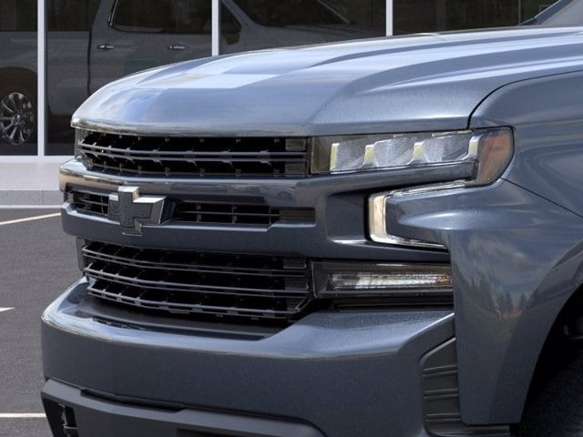 2021 Chevrolet Silverado 1500 Crew Cab 4x4, Pickup #MG139059 - photo 11
