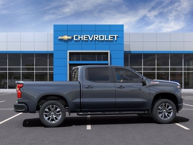 2021 Chevrolet Silverado 1500 Crew Cab 4x4, Pickup #MG139059 - photo 5
