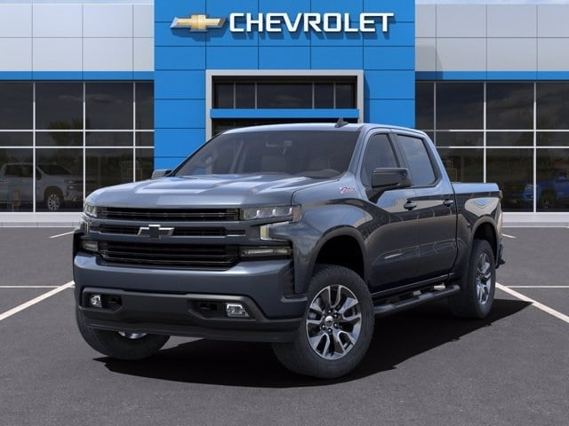 2021 Chevrolet Silverado 1500 Crew Cab 4x4, Pickup #MG139059 - photo 6