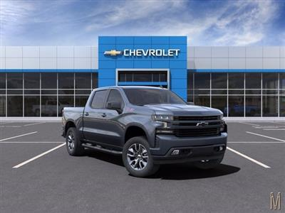 2021 Chevrolet Silverado 1500 Crew Cab 4x4, Pickup #MG139059 - photo 1