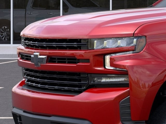 2021 Chevrolet Silverado 1500 Crew Cab 4x4, Pickup #MG149393 - photo 11