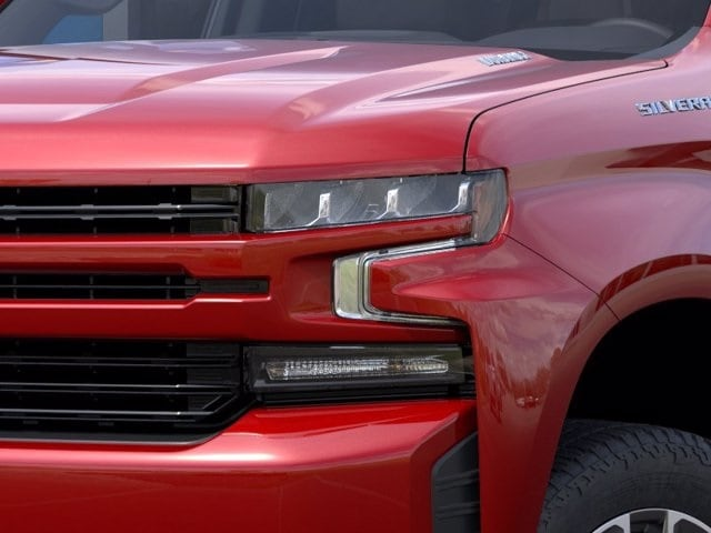 2021 Chevrolet Silverado 1500 Crew Cab 4x4, Pickup #MG149393 - photo 8