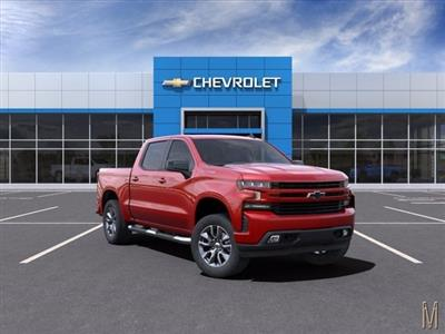 2021 Chevrolet Silverado 1500 Crew Cab 4x4, Pickup #MG149393 - photo 1