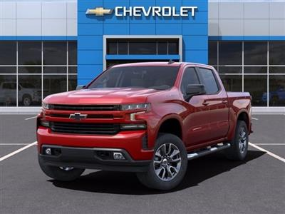 2021 Chevrolet Silverado 1500 Crew Cab 4x4, Pickup #MG149393 - photo 6