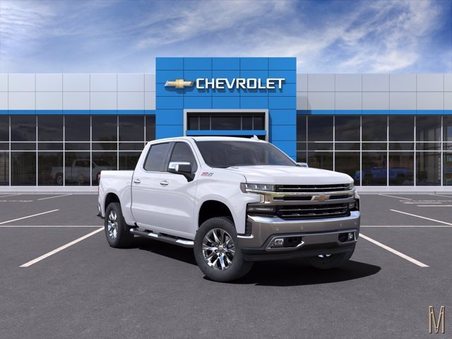 2021 Chevrolet Silverado 1500 Crew Cab 4x4, Pickup #MG152698 - photo 1