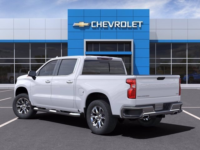 2021 Chevrolet Silverado 1500 Crew Cab 4x4, Pickup #MG152698 - photo 4
