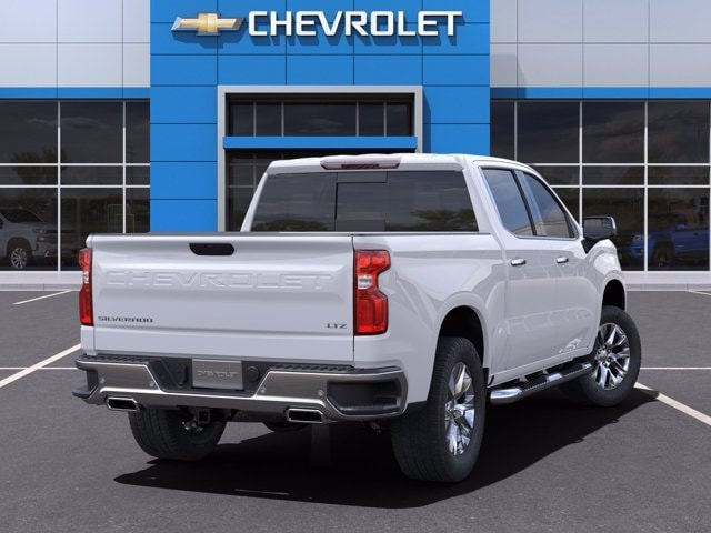 2021 Chevrolet Silverado 1500 Crew Cab 4x4, Pickup #MG152698 - photo 2