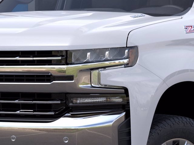 2021 Chevrolet Silverado 1500 Crew Cab 4x4, Pickup #MG152698 - photo 8