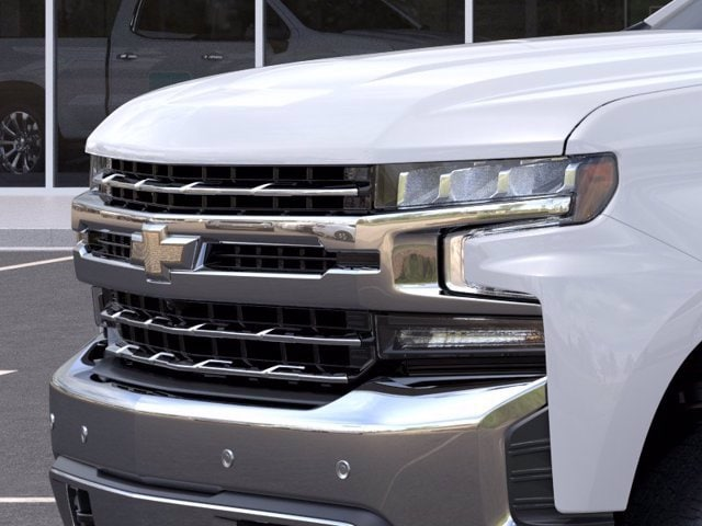 2021 Chevrolet Silverado 1500 Crew Cab 4x4, Pickup #MG152698 - photo 11