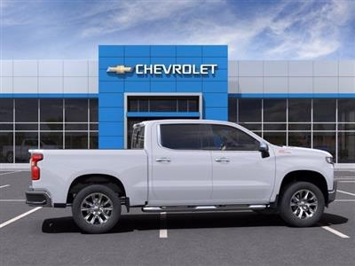 2021 Chevrolet Silverado 1500 Crew Cab 4x4, Pickup #MG152698 - photo 5