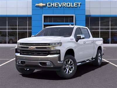2021 Chevrolet Silverado 1500 Crew Cab 4x4, Pickup #MG152698 - photo 6