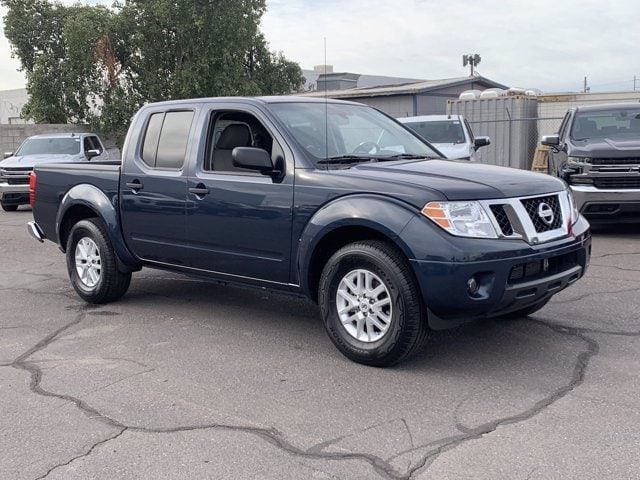2019 Nissan Frontier Crew Cab 4x2, Pickup #MG172009A - photo 3