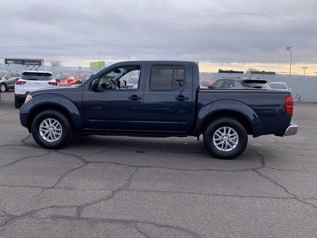 2019 Nissan Frontier Crew Cab 4x2, Pickup #MG172009A - photo 7