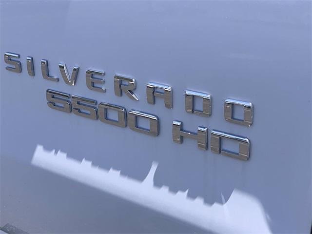 2021 Chevrolet Silverado 5500 Regular Cab DRW 4x2, Cab Chassis #MH369509 - photo 12