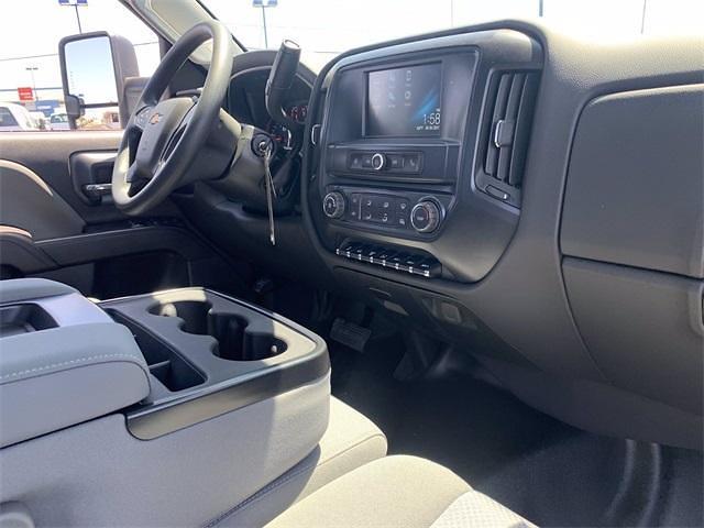 2021 Chevrolet Silverado 5500 Regular Cab DRW 4x2, Cab Chassis #MH369509 - photo 14