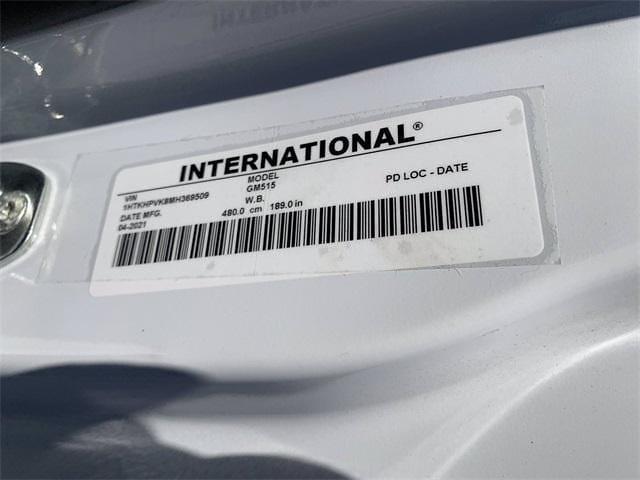 2021 Chevrolet Silverado 5500 Regular Cab DRW 4x2, Cab Chassis #MH369509 - photo 28