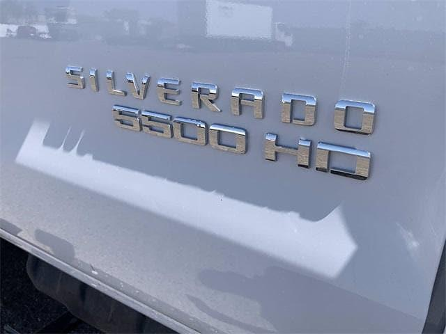 2021 Silverado 5500 Regular Cab DRW 4x2,  Scelzi Signature Service Body #MH614327 - photo 11