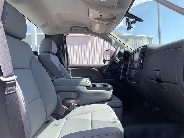 2021 Chevrolet Silverado 5500 Regular Cab DRW 4x2, Scelzi Signature Service Body #MH614327 - photo 12