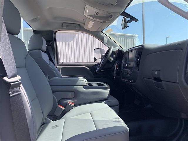 2021 Silverado 5500 Regular Cab DRW 4x2,  Scelzi Signature Service Body #MH614327 - photo 13