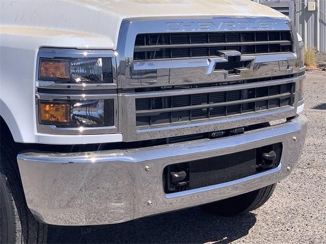 2021 Chevrolet Silverado 5500 Regular Cab DRW 4x2, Scelzi Signature Service Body #MH614327 - photo 5