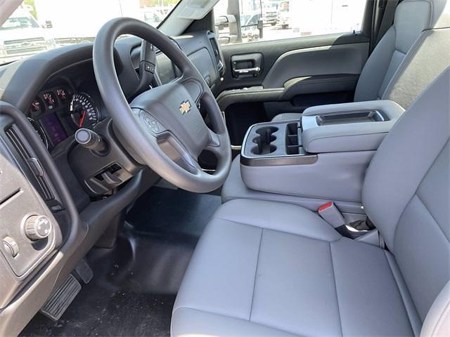 2021 Chevrolet Silverado 5500 Regular Cab DRW 4x2, Scelzi Signature Service Body #MH614328 - photo 16